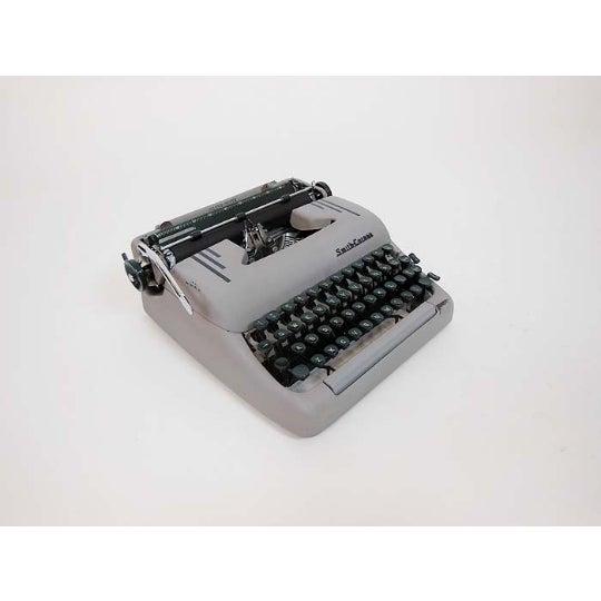 Art Deco 1950s Corona Typewriter - Image 4 of 7