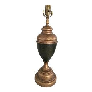 Vintage Wildwood Urn Form Lamp For Sale