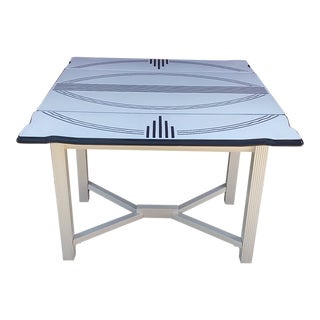 20th Century Art Deco Ugo Mochi Dining Table For Sale