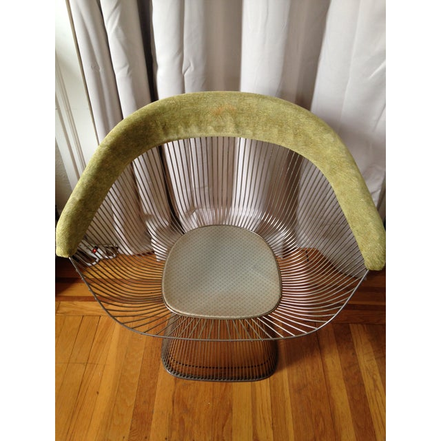 1960s Knoll Warren Platner Chair For Sale - Image 5 of 10