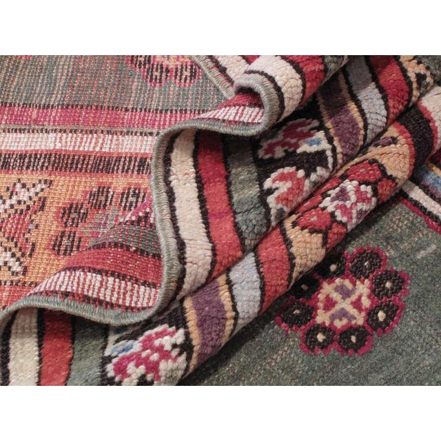 Red Antique Kirsehir Rug For Sale - Image 8 of 8