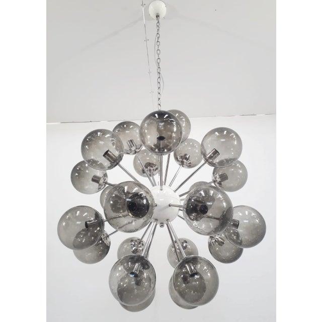 Fabio Ltd Nova Sputnik Chandelier by Fabio Ltd For Sale - Image 4 of 9
