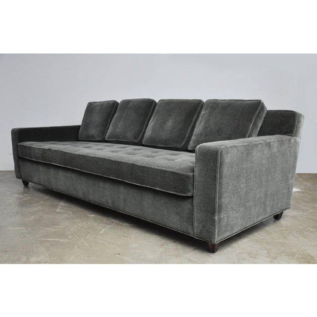 1950s Classic Dunbar Sofa by Edward Wormley For Sale - Image 5 of 6