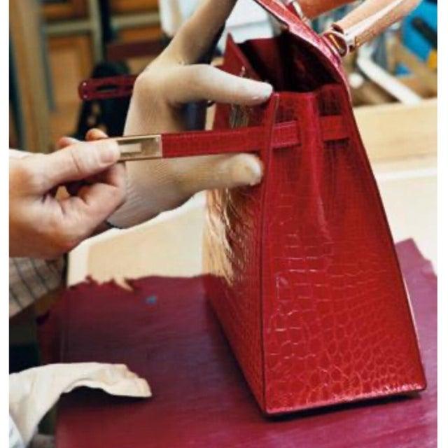 Leather Hermès Book: La Maison by Koto Bolofo 11 Volume Boxed Set For Sale - Image 7 of 11