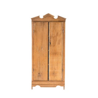 Primitive Pine Jelly Cabinet