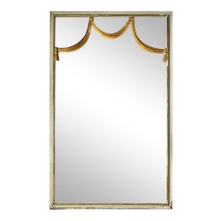 Dorothy Draper Style Hollywood Regency Mirror