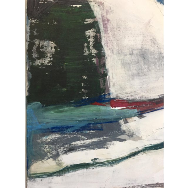 Abstract Abstract Expressionism Painting by Kimberly Moore For Sale - Image 3 of 9