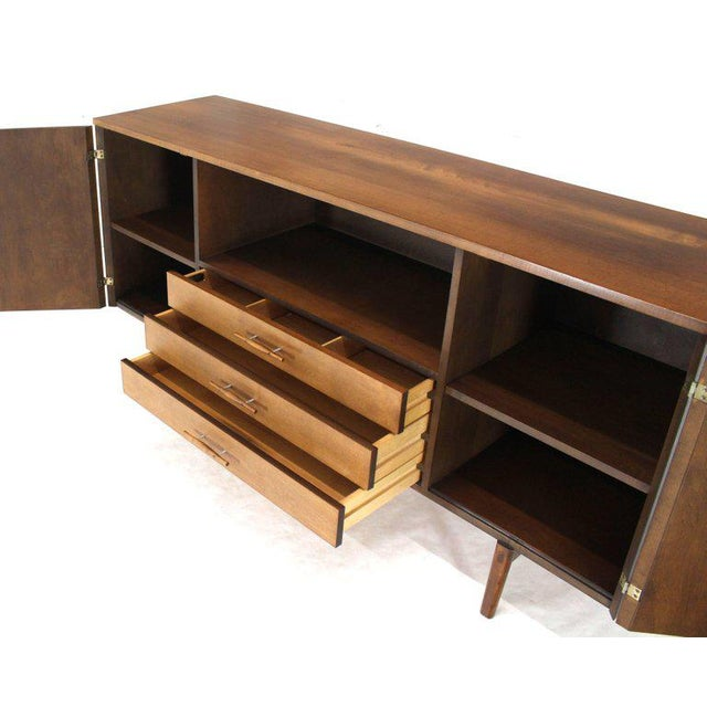 Solid Birch Planner Group Mid-Century Modern Credenza by Paul McCobb For Sale In New York - Image 6 of 10