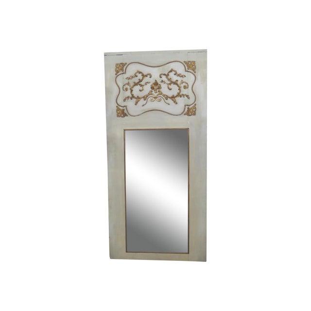 19thC Swedish Trumeau Mirror For Sale In Philadelphia - Image 6 of 6