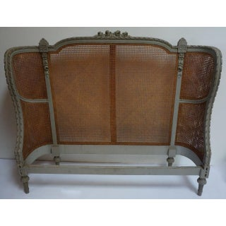 Mid 19th Century Antique French Caned Full Bed Preview