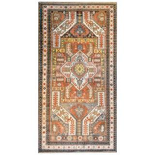 Extraordinary Early 20th Century Kazak Rug For Sale
