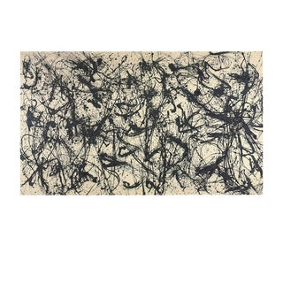 Jackson Pollock_Number 32 (1950)_Offset Lithograph For Sale