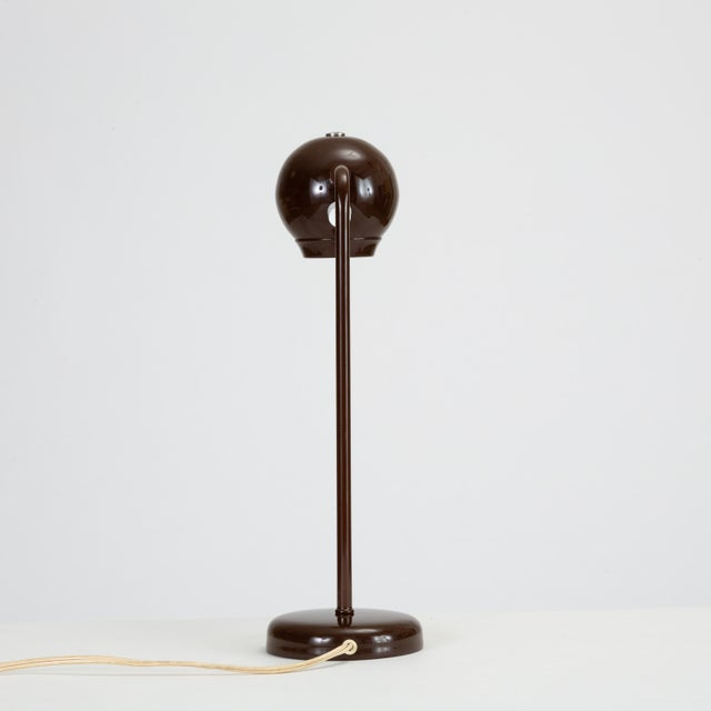 George Kovacs Eyeball Table Lamp by Robert Sonneman for George Kovacs For Sale - Image 4 of 9