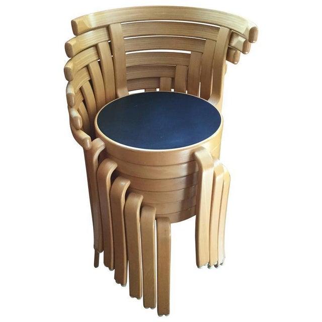 Vintage Rud Thygesen & Johhny Sørensen Model 802 Chairs - Set of 6 For Sale