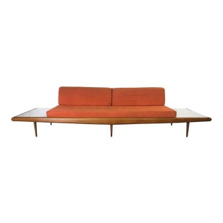 Mid Century Adrian Pearsall Sofa Couch For Sale