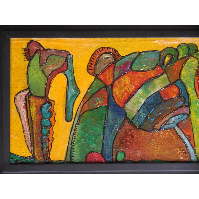 Alexander Gore Modern Oil Painting - Image 5 of 11