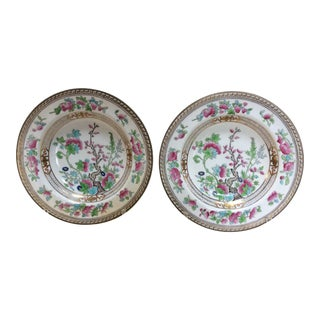 Royal Doulton English Plates - A Pair