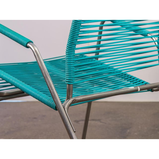 Metal Ames Aire Patio Chairs - Set of 4 For Sale - Image 7 of 9