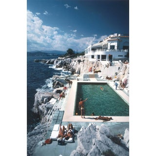 "Slim Aarons ""Hotel De Cap Eden Roc"" Print For Sale"