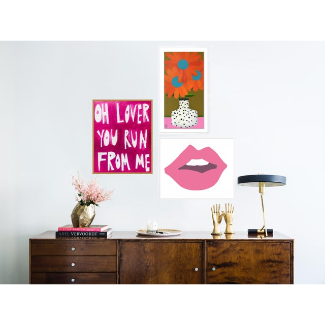 Young Love Gallery Wall, Set of 3 For Sale - Image 4 of 11