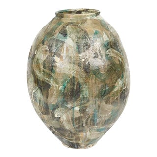 Large Pot 2 From Korean-American Ceramicist David T. Kim For Sale