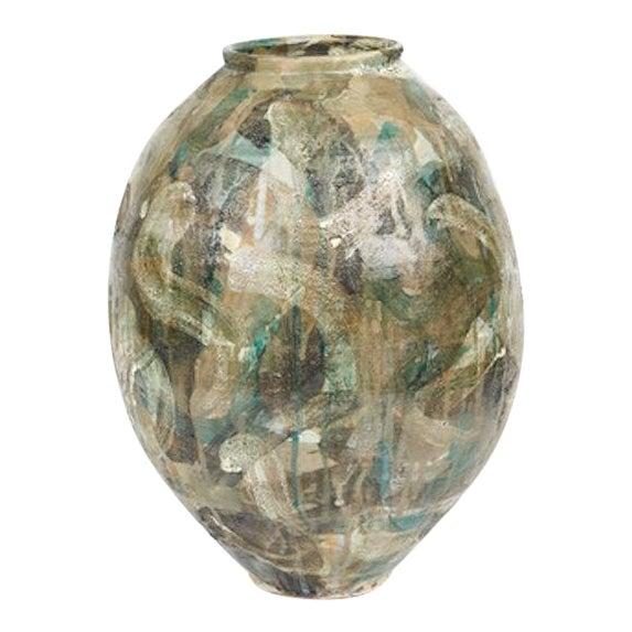 Large Pot 2 From Korean-American Ceramicist David T. Kim For Sale