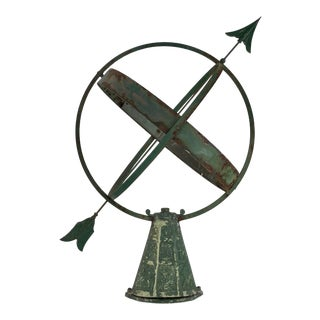 Early 20th Century Danish Sundial For Sale