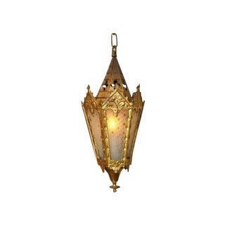 18th Century Italian Processional Lantern For Sale
