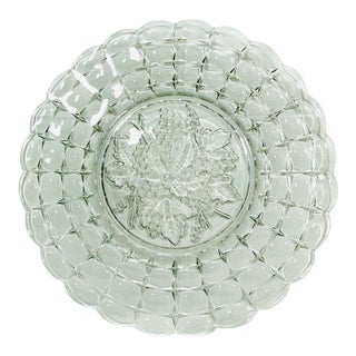 Heisey Glass Fruit Platter For Sale