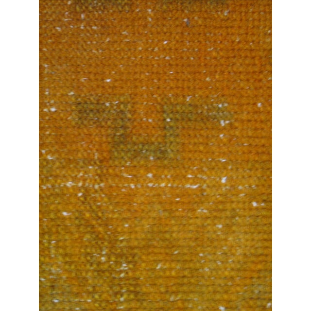 Over-Dyed Vintage Turkish Rug - 1′7″ × 2′10″ - Image 2 of 5