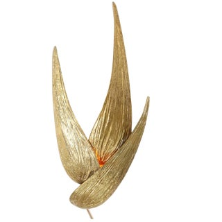 Bronze Wall sconce maison charles by Chrystiane Charles