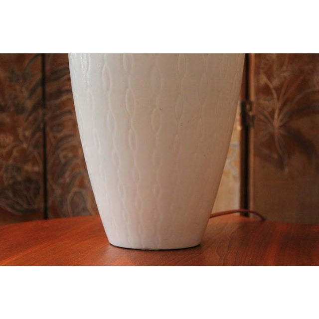 Ceramic Table Lamp by Carl Harry Stalhane for Rörstrand For Sale - Image 7 of 10