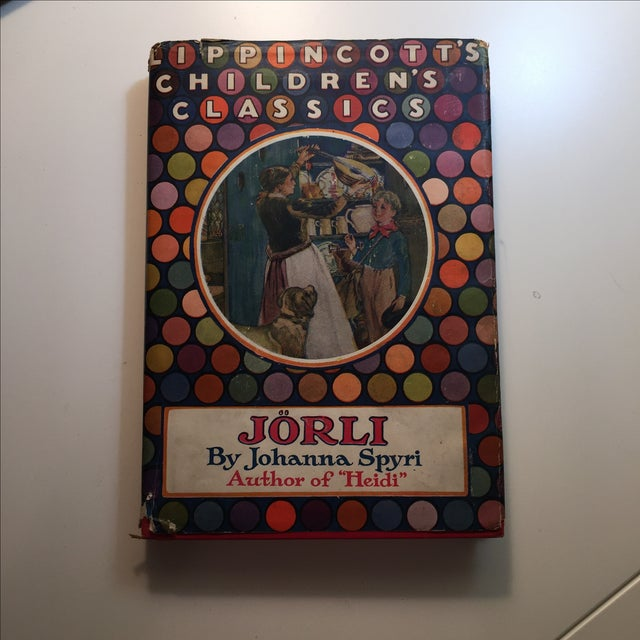"1928 ""Jorli by Johanna Spryi"" 1st Edition - Image 2 of 7"
