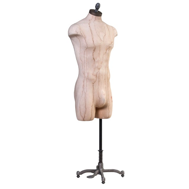 Adjustable Stand Male Mannequin For Sale