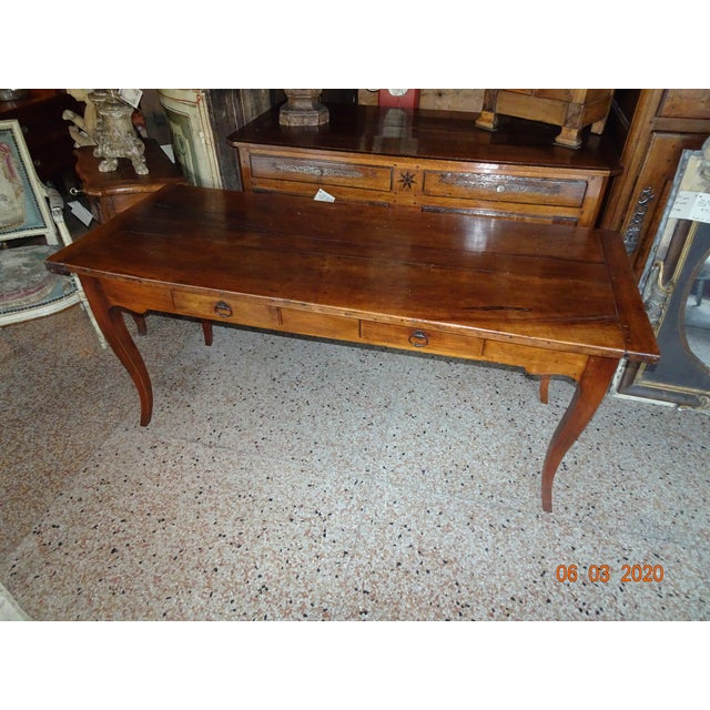19th Century French Farm Table For Sale - Image 13 of 13