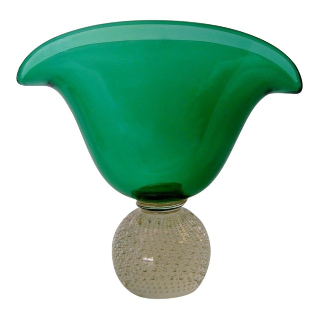 Vintage Erickson Glass Vase - Image 1 of 6