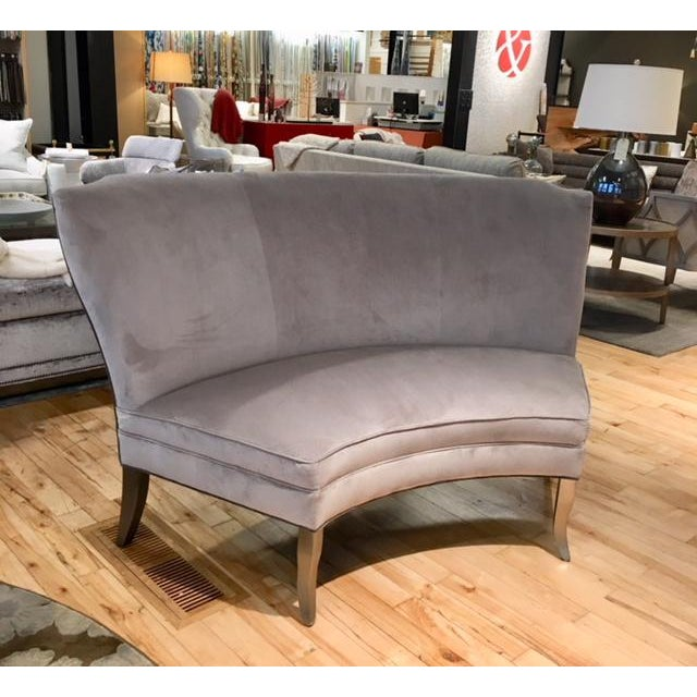Highland House Furniture Cucina Banquette For Sale - Image 10 of 10