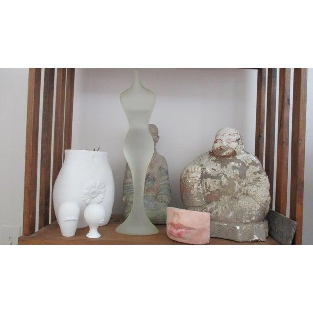 Transparent Lucite Modernist Mannequin Sculpture For Sale - Image 8 of 10