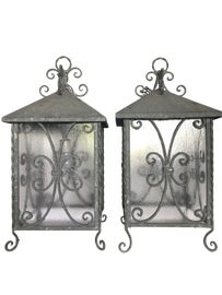 Image of Newly Made Outdoor Lanterns