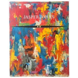 """ Jasper Johns "" Rare Vintage 1997 1st Edtn Fondation Beyeler Switzerland Monograph Art Book For Sale"