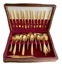Image of Textile Serving Utensils