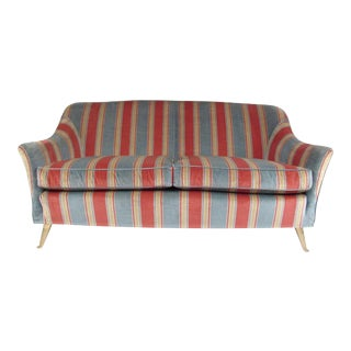 Italian Modern Loveseat After Gio Ponti For Sale