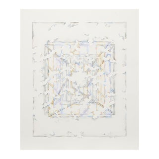"Todd Stone ""Shift II"" Lithograph"