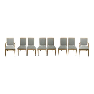 Mid-Century Dining Chairs by Jay Spectre - Set of 8 For Sale