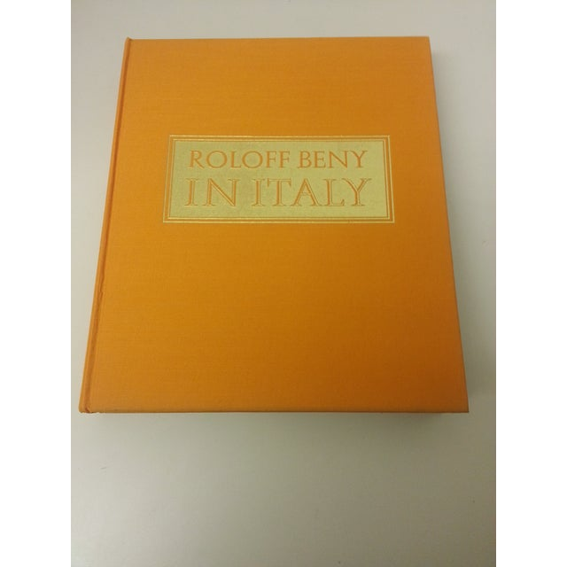 "Roloff Beny ""In Italy"" 1974 1st Edition For Sale - Image 4 of 7"