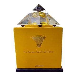 Baccarat Les Larmes Sacres De Thebes Perfume Bottle For Sale