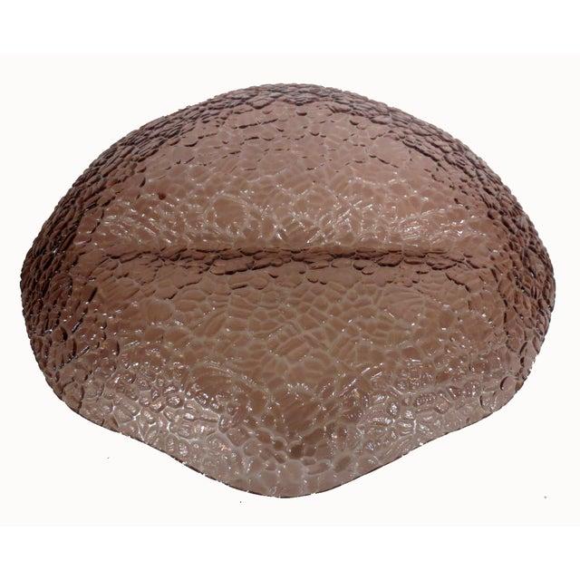 Amethyst Patterned Glass Platter - Image 5 of 5