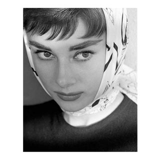 Audrey Hepburn 1953 For Sale