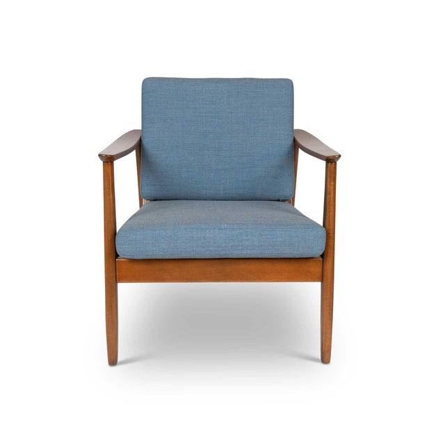 Pair of Folke Ohlsson / Dux Lounge Chairs For Sale In San Francisco - Image 6 of 12