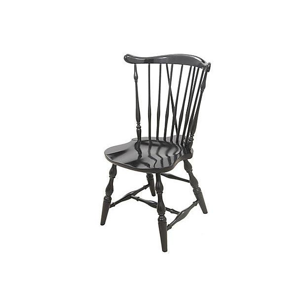 Pennsylvania House Windsor Style Dining Chairs - Set of 6 - Image 6 of 6